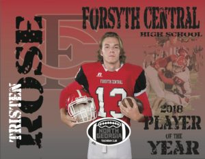 Forsyth Central -Tristen Rose