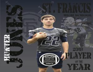 St Francis-Hunter Jones